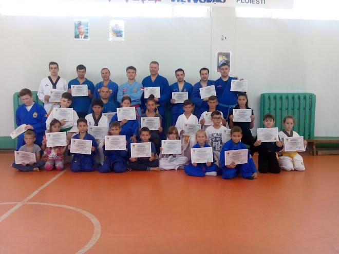 STAGIU TEHNIC - INTEGRAL VOVINAM - NEGOIEȘTI -  7-12 IULIE 2015