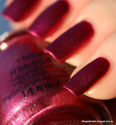 China Glaze Infra Red