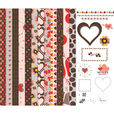 Stampin' Up! Box of Chocolates Digital Kit