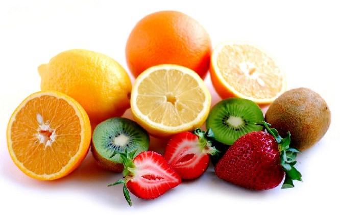 ricos em vitamina C