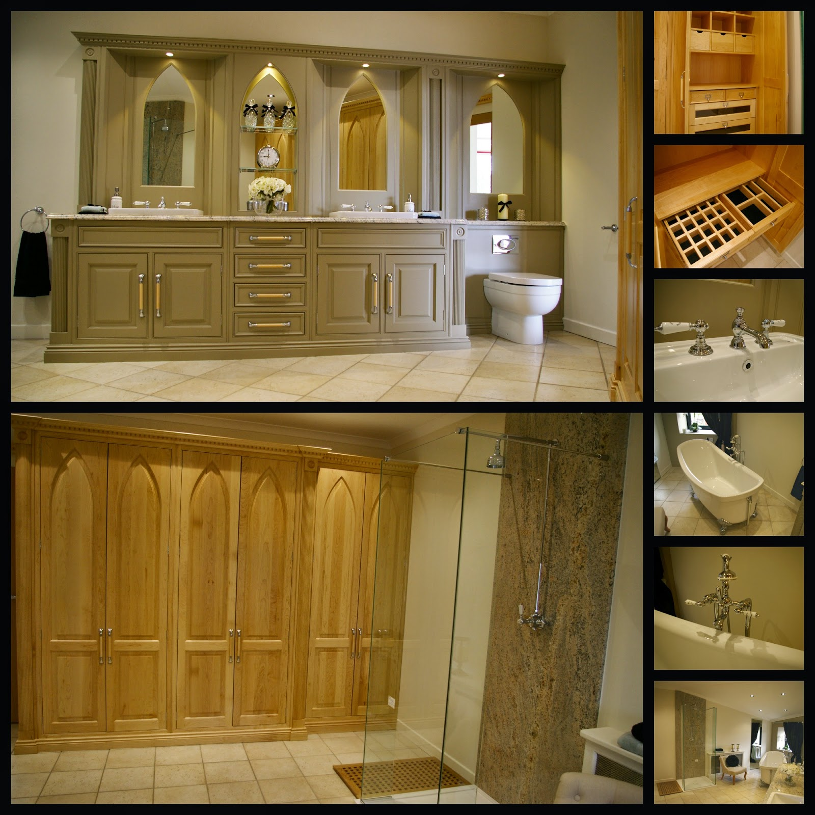 Callum walker interiors charles yorke ex display bathroom for Ex display home furniture for sale perth