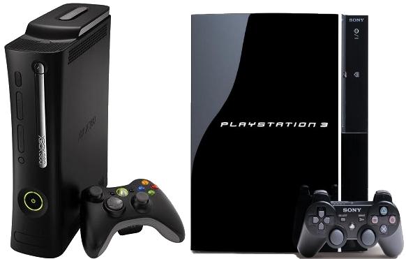 PS 3 vs Xbox 360