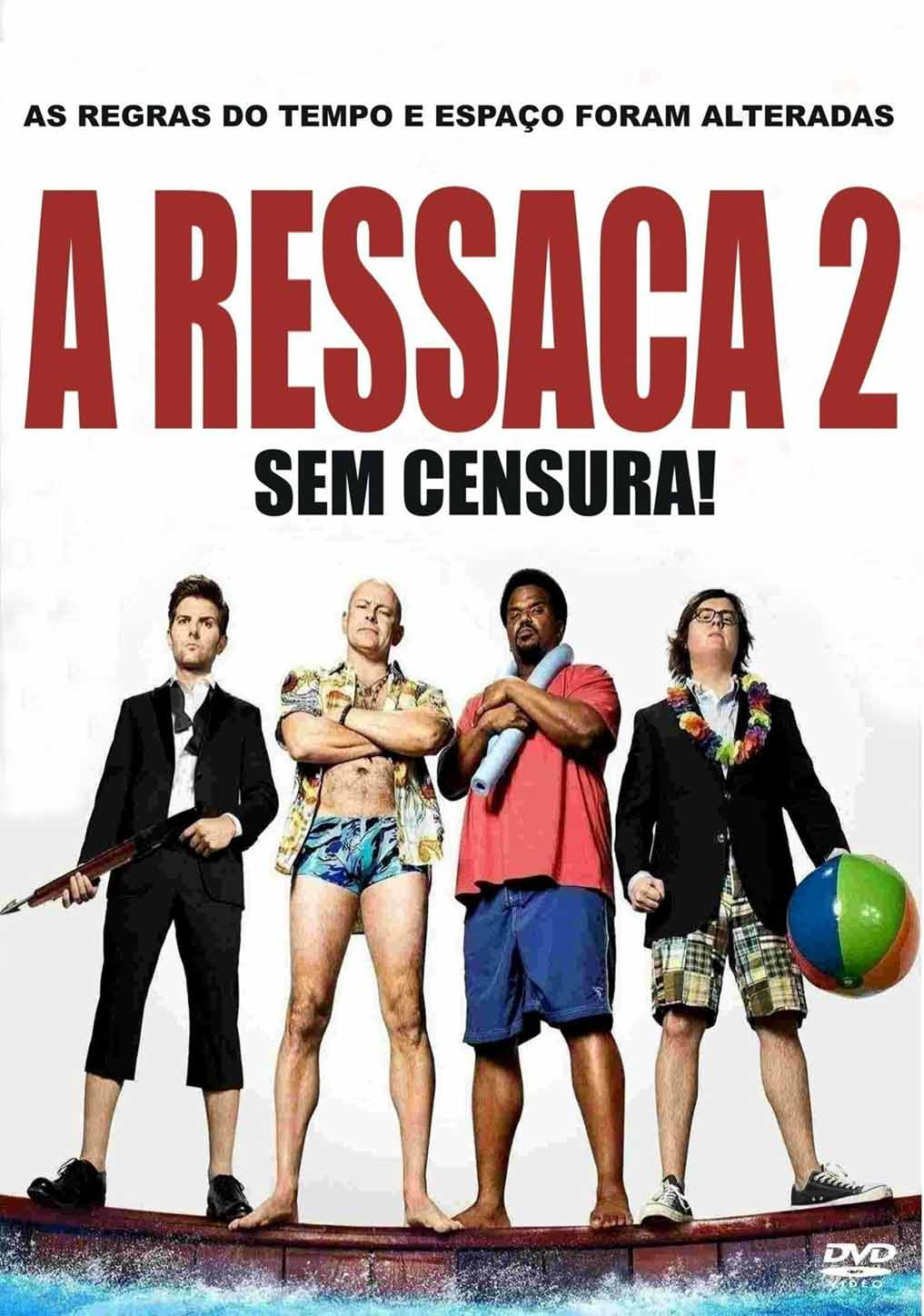 A Ressaca 2: Sem Censura Torrent - Blu-ray Rip 1080p Dual Áudio (2015)