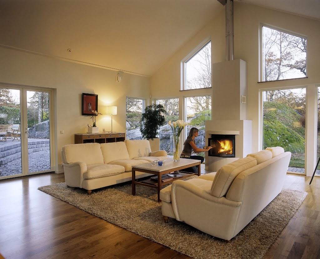 Villa Nystuga - Vårt lågenergihus på landet: december 2013