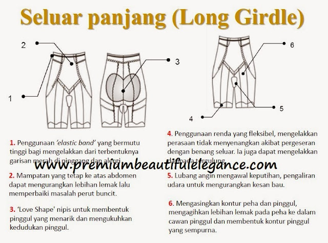 premium beautiful elegance corset,perut buncit,love shape,slim