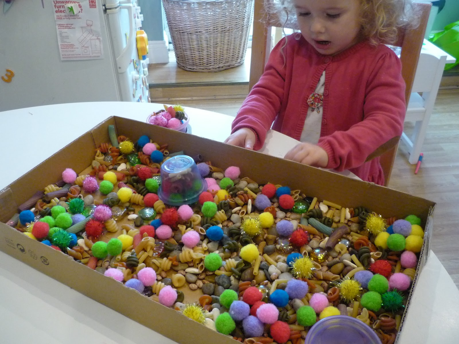 Feel &amp- Find Sensory Tubs - Complete Set at Lakeshore Learning