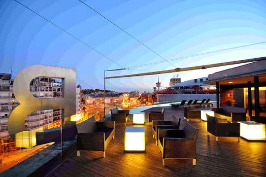 Sugar baby love de terrazas y sandalias - Terrazas hoteles barcelona ...