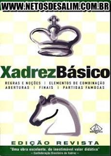 xadrex1 Livro Xadrez Básico