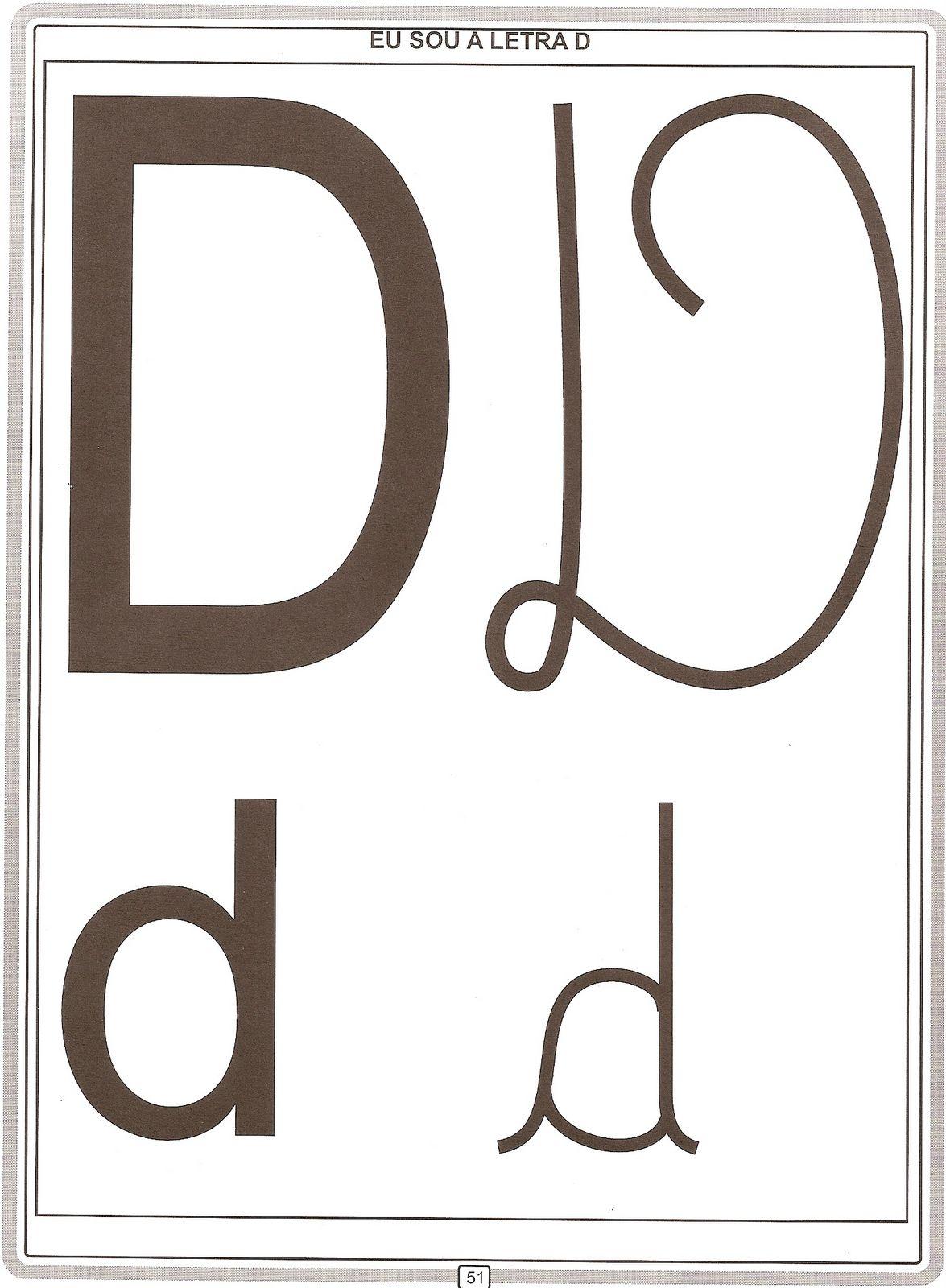 Alfabeto 4 Tipo De Letras  3