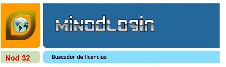 MiNodLogin - Tu licencia de eset nod 32 al dia gratis  - Sitio Oficial - Oficial Web