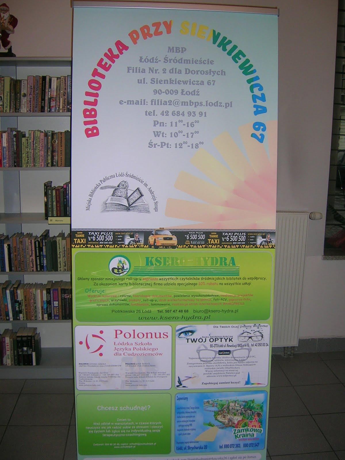 Roll-up Biblioteki