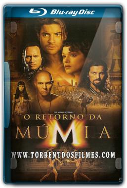 O Retorno da Múmia (2001) Torrent - Dublado Bluray 720p