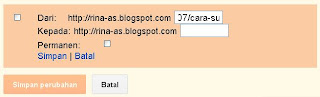 Cara Membuat Internal Redirect Pada Halaman Blogspot Cara Membuat Internal Redirect Pada Halaman Blogspot