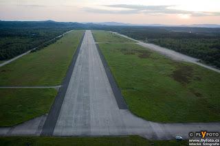letiště Hradčany