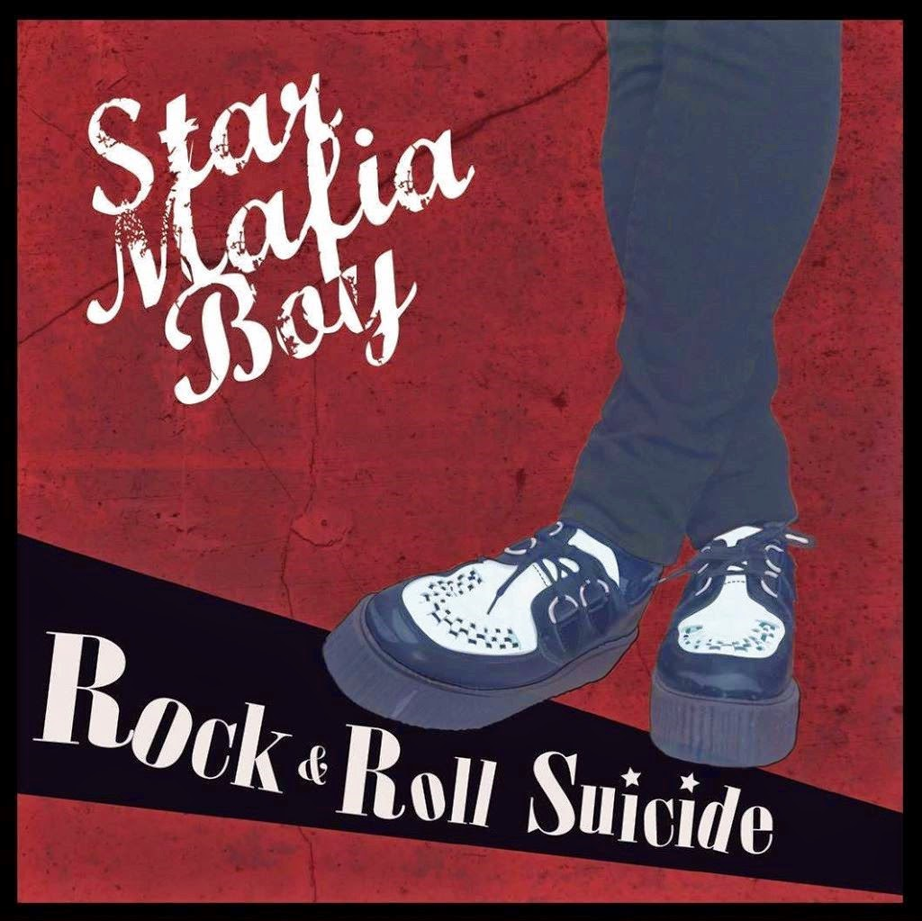 Rock & Roll Suicide 7""