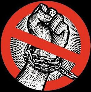 Diga Não! ao trabalho escravo... E denuncie quando souber de algum caso.