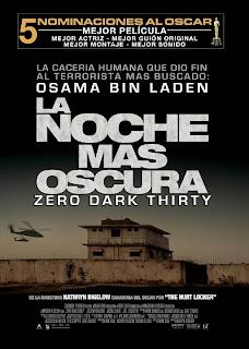 La Noche mas Oscura [2012][NTSC/DVDR] Ingles, Español Latino
