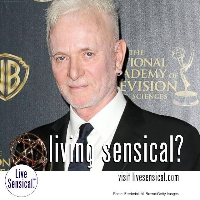 Anthony (Luke Spencer) Geary - learned to livesensical.com? Maybe. Playing one part for decades. Geary, 68, won eight Emmy awards for the role and cemented his place in pop culture history when Luke wed Laura, played by Genie Francis, in the most-watched moment in daytime television history.