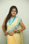 Nilofer sizzling saree photos-thumbnail-8