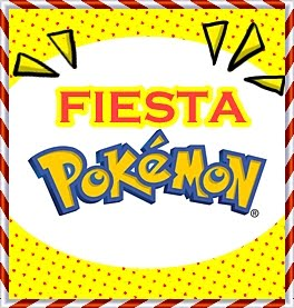 "FIESTA ""POKEMON"""