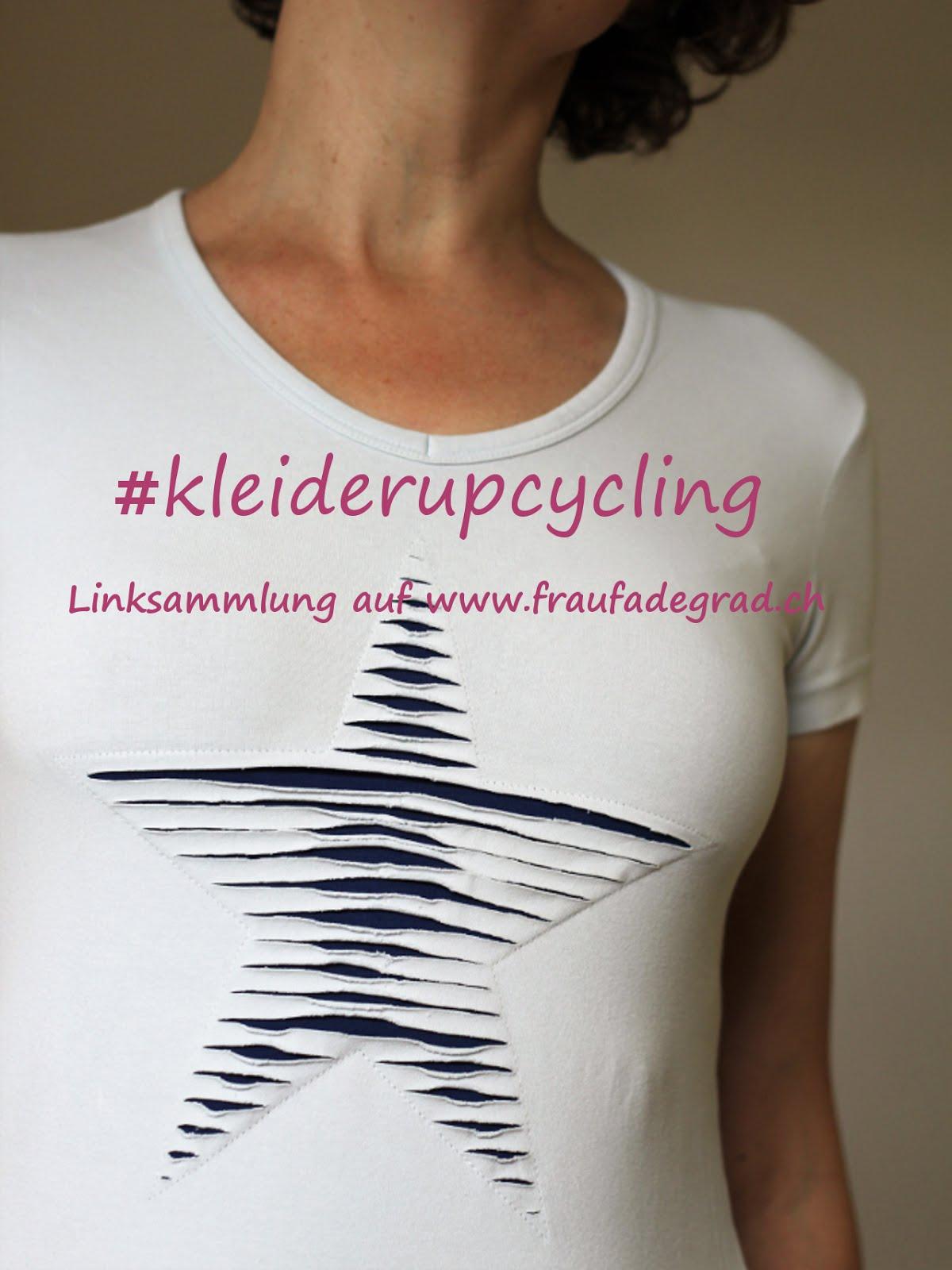 Upcycling von Kleidern
