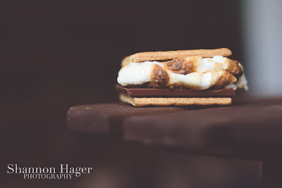 Shannon Hager Photography, Smores