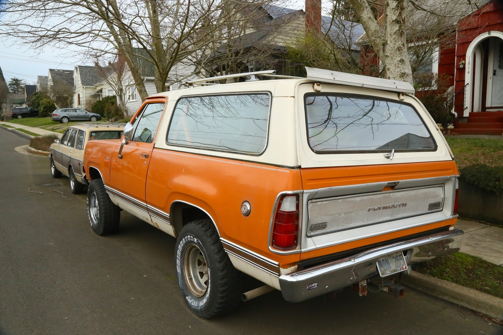 1975 Plymouth Trailduster