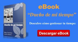 eBook: Dueno de mi tiempo