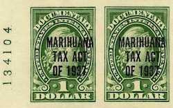 5 Facts about the 1937 Marihuana Tax Act
