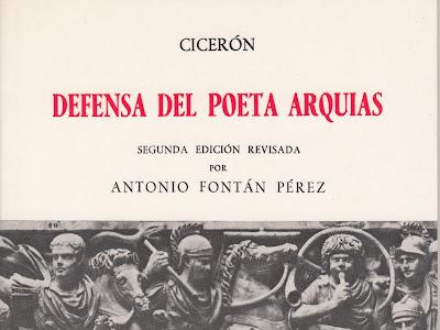 Defensa del Poeta Arquias