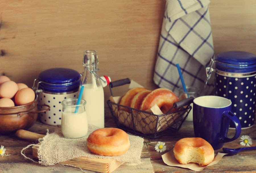 Donuts Gema/ Reto 6 del facebook