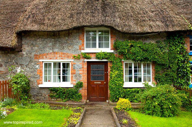 Arquitectura de casas casas irlandesas t picas tradicionales y modernas - Apartamentos en irlanda ...