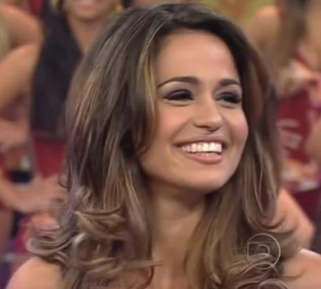 """Nanda Costa , """"Morena"""", Salve Jorge, TV Globo ( Foto reprodução/TV)"""