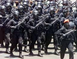 JAKARTA: Polis elit Indonesia