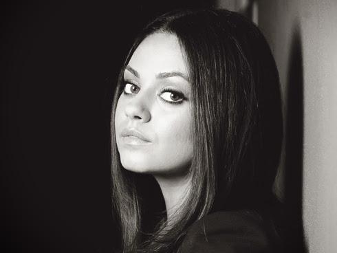 Mila Kunis - Ashton Kutcher saling melengkapi