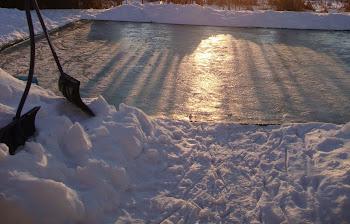 winter .. fun .. sun .. fresh air ..