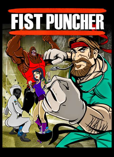 PUNCHER PC GAME