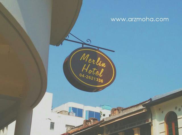 Merlin, Merlin hotel, Merlin hotel penang, hotel di Penang.