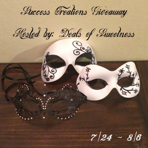 Success Creations Masquerade Giveaway