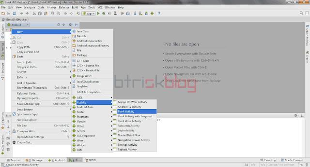 Btrisk Android Uygulamalara Malware Yerleştirme