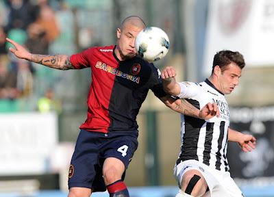 Siena Cagliari 3-0 highlights sky
