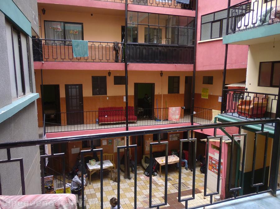 Hostel Carretero