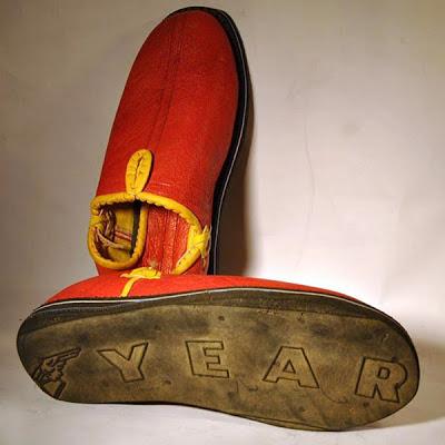 حذاء بربي