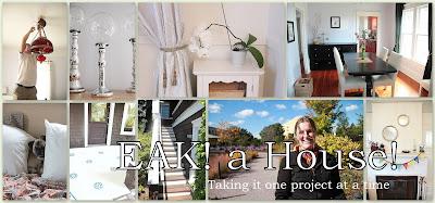 EAK! A House!