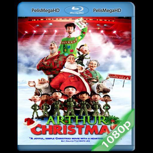 ARTHUR CHRISTMAS: OPERACIÓN REGALO (2011) 1080P HD MKV ESPAÑOL LATINO