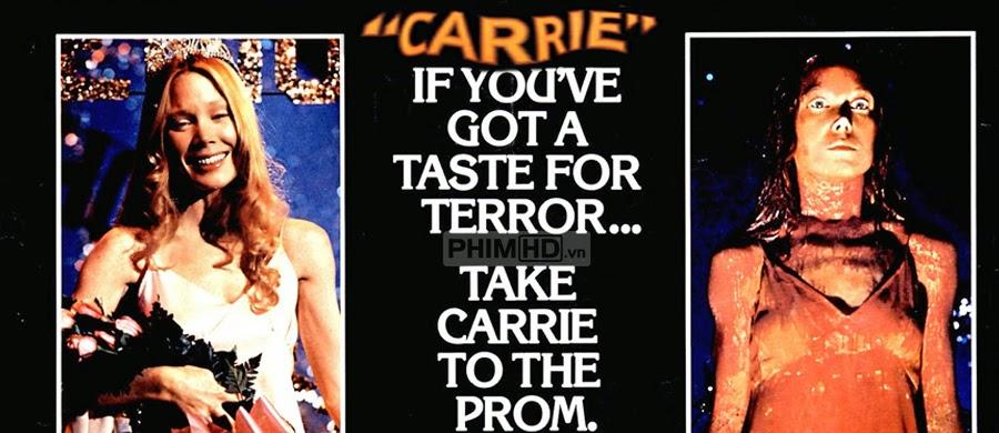 Phim Cô Bé Carrie VietSub HD | Carrie 1976