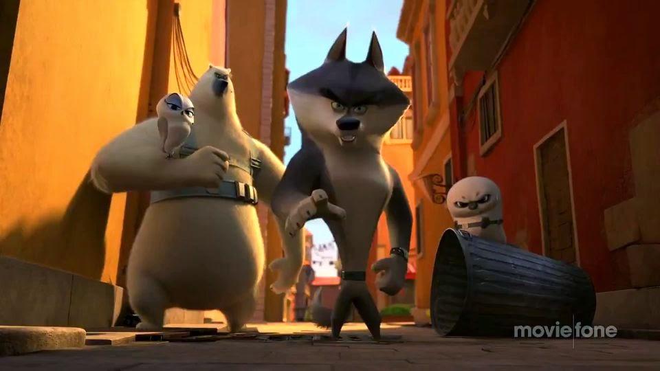 Xem phim Biet Doi Canh Cut vung Madagascar tai PhimSV.Com