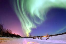 La Aurora Boreal se pueden escuchar.. Audio abajo...