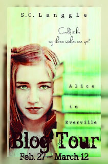 {ARC Review+Giveaway} Alice in Everville by S.C. Langgle