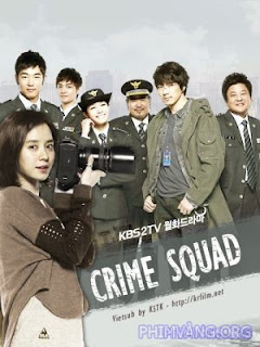 Crime Squad - Homicide 2011 (16 Tp)